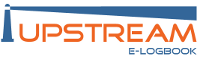 Upstream E-Logboek logo